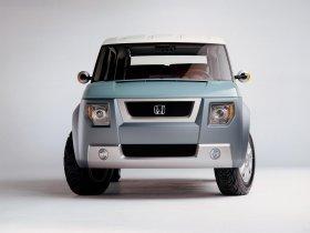 Ver foto 3 de Honda X Concept 2001