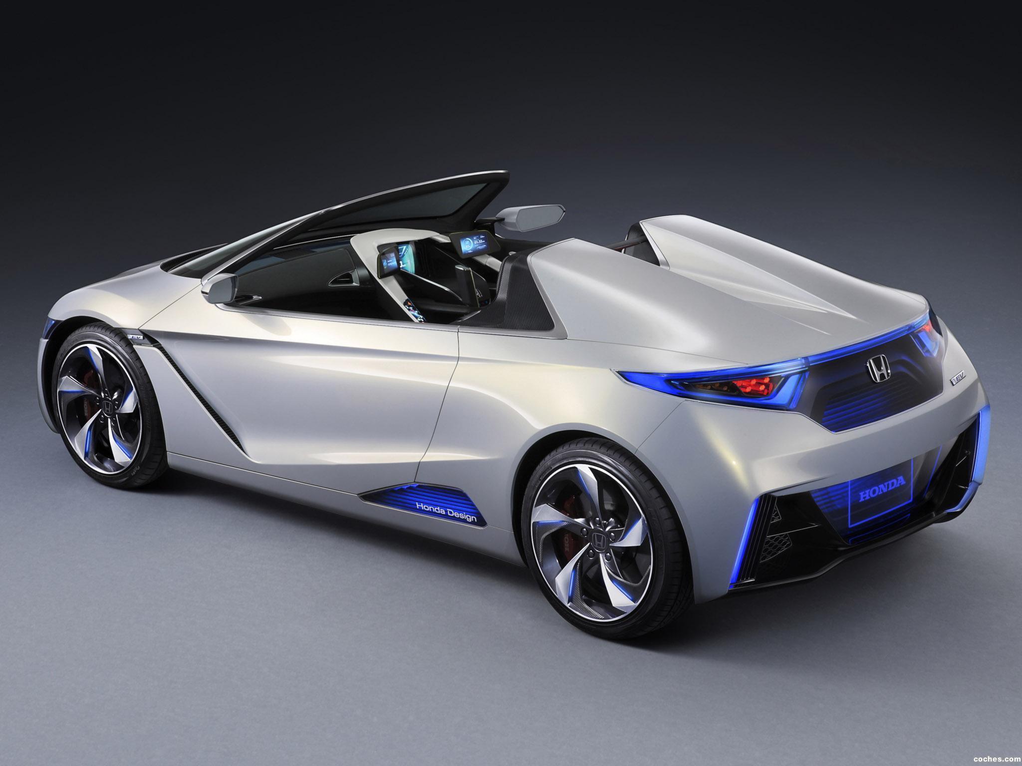 Foto 2 de Honda EV Ster Concept 2011