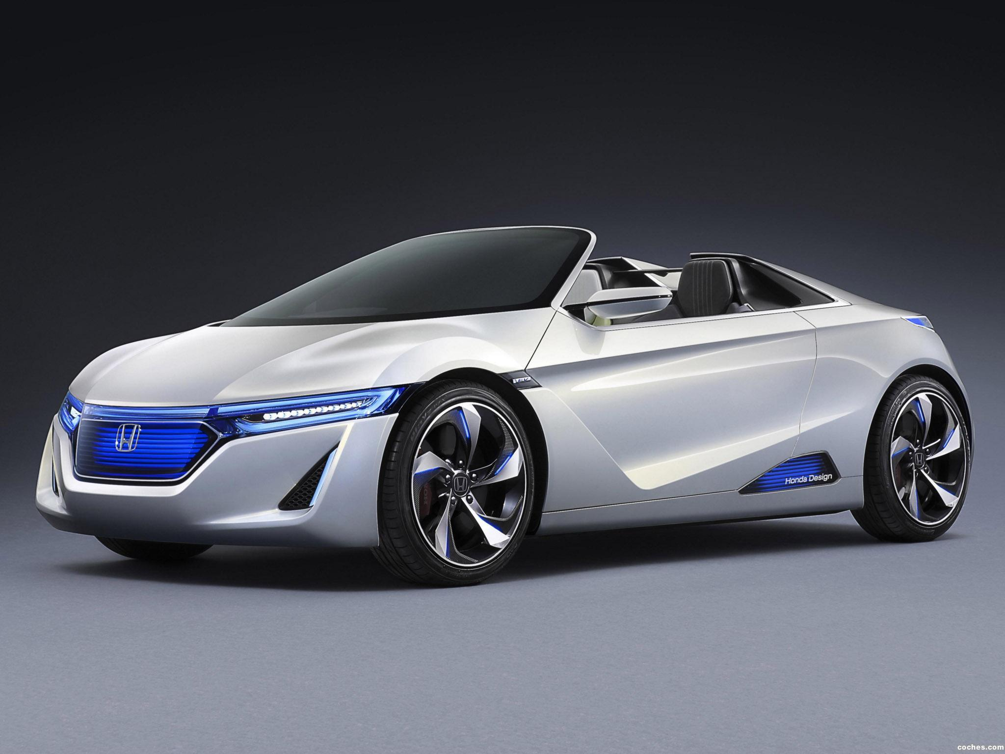 Foto 0 de Honda EV Ster Concept 2011