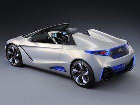 Ver foto 3 de Honda EV Ster Concept 2011