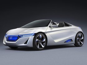 Ver foto 1 de Honda EV Ster Concept 2011