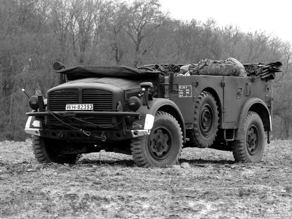 Foto 0 de Horch 108 Type 40 KFZ 69 1941