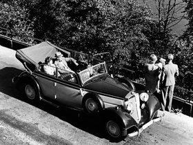 Ver foto 2 de Horch 830 BL Cabriolet 1939