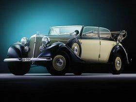 Ver foto 1 de Horch 830 BL Cabriolet 1939