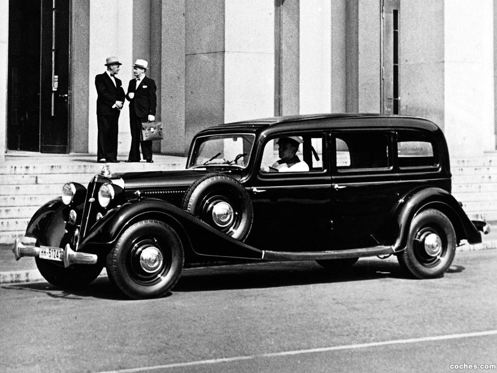 Foto 0 de Horch 830 BL Pullman 1939