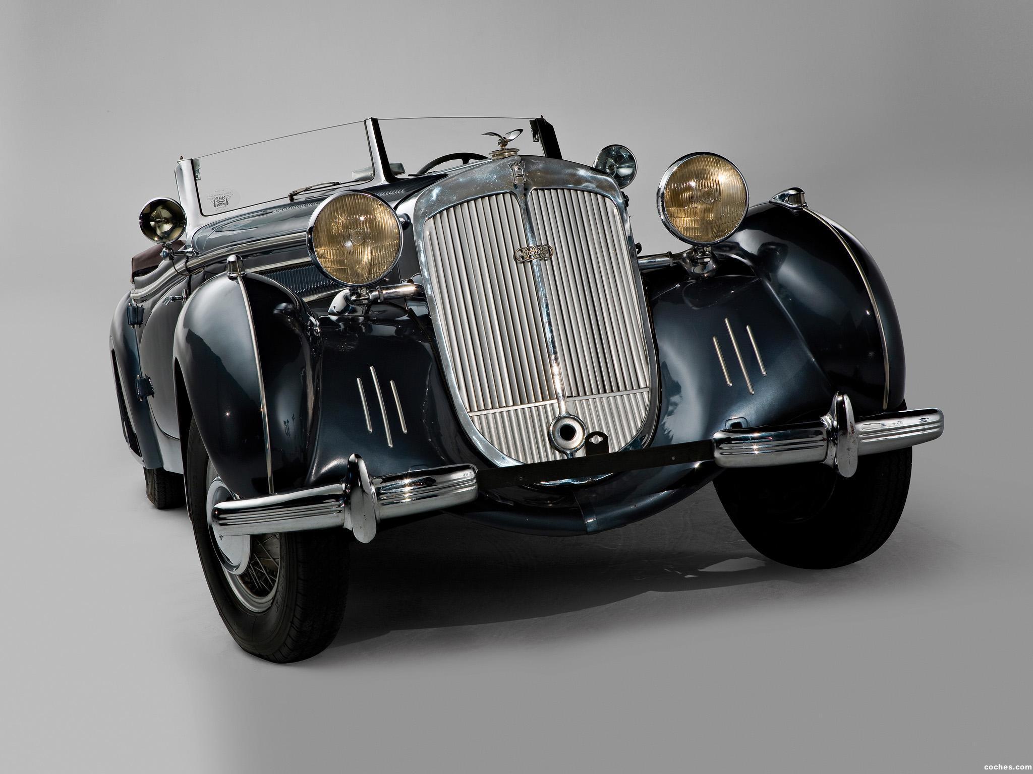 Foto 0 de Horch 853 Special Roadster 1938