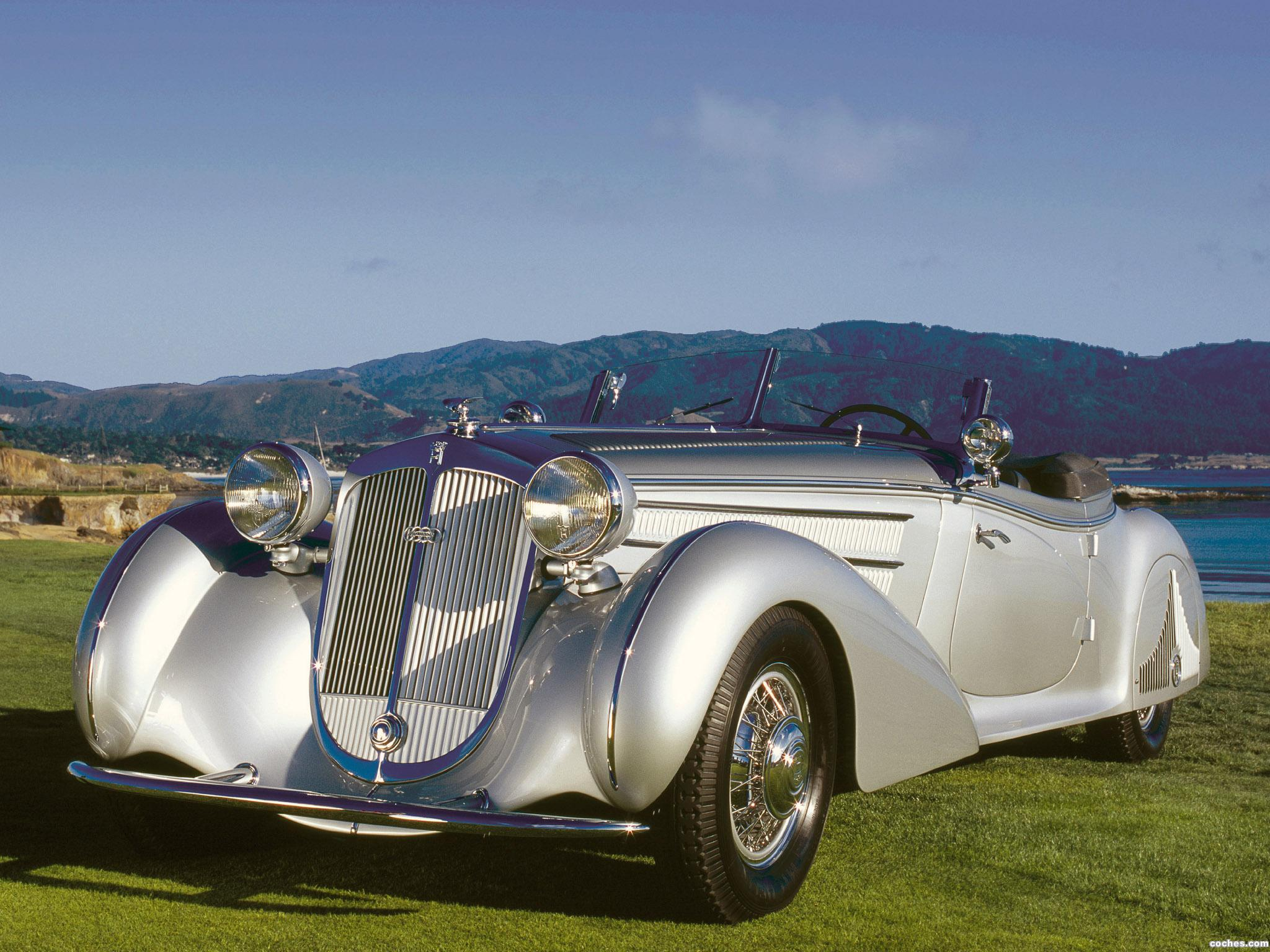 Foto 0 de Horch 853 Special Roadster by Erdmann and Rossi 1938