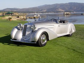 Ver foto 5 de Horch 853 Special Roadster by Erdmann and Rossi 1938