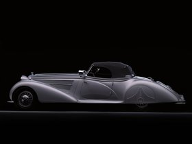 Ver foto 4 de Horch 853 Special Roadster by Erdmann and Rossi 1938