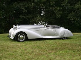 Ver foto 2 de Horch 853 Special Roadster by Erdmann and Rossi 1938