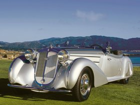 Ver foto 1 de Horch 853 Special Roadster by Erdmann and Rossi 1938