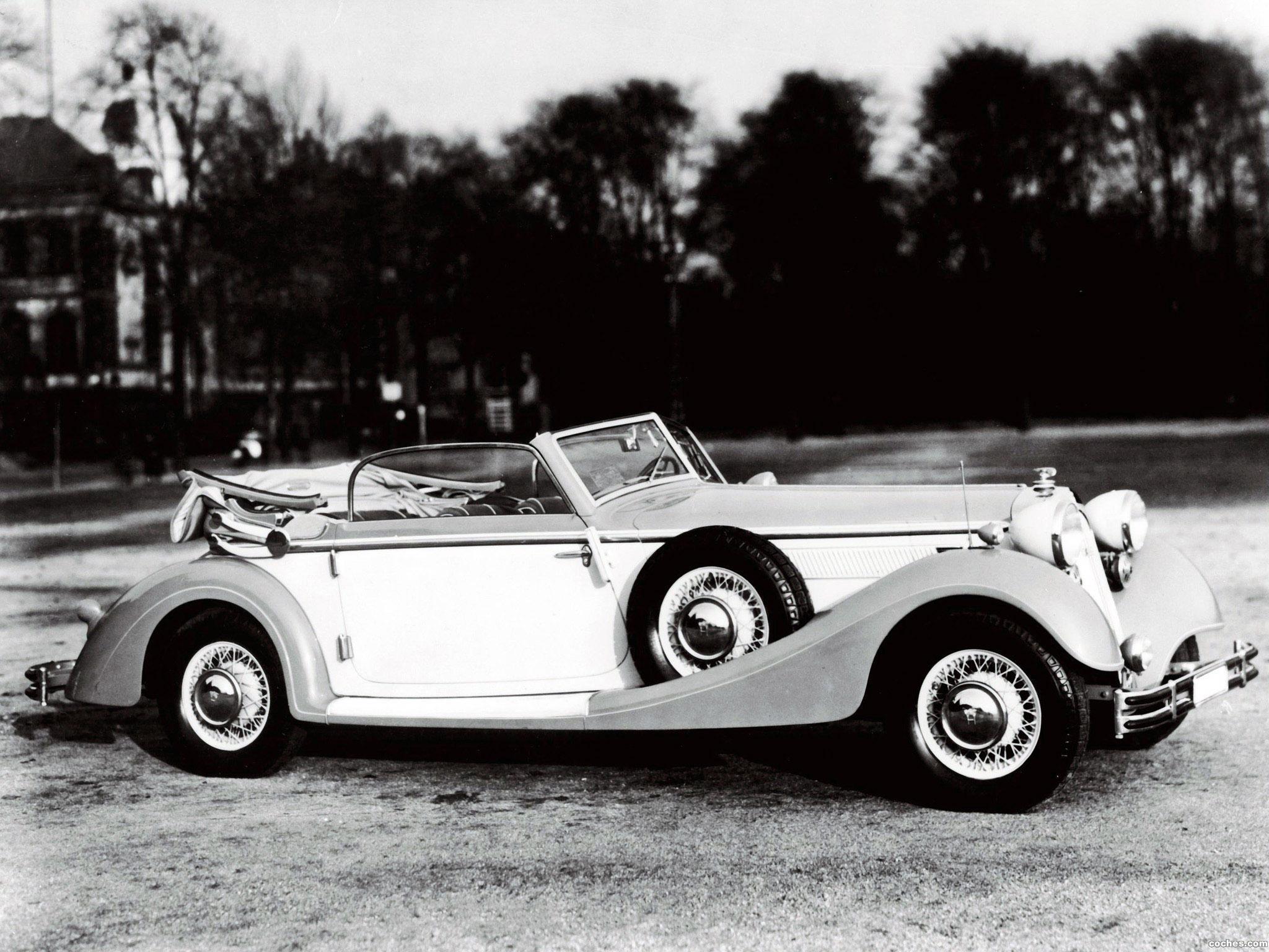 Foto 0 de Horch 853 Sport Cabriolet 1935