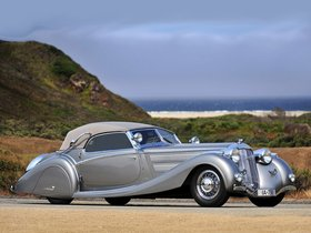 Ver foto 1 de Horch 853 Sport Cabriolet by Voll and Ruhrbeck 1935