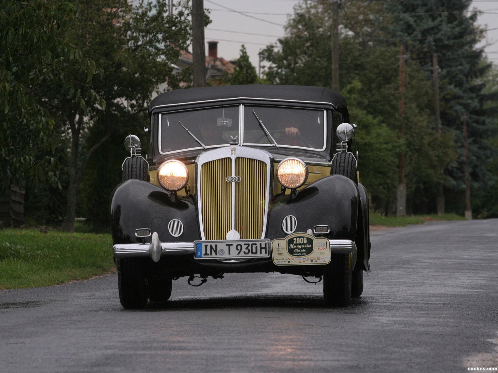 Foto 0 de Horch 930 V Cabriolet 1937