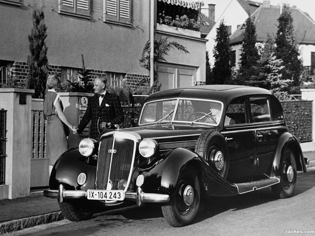 Foto 0 de Horch 930 V Limousine 1937