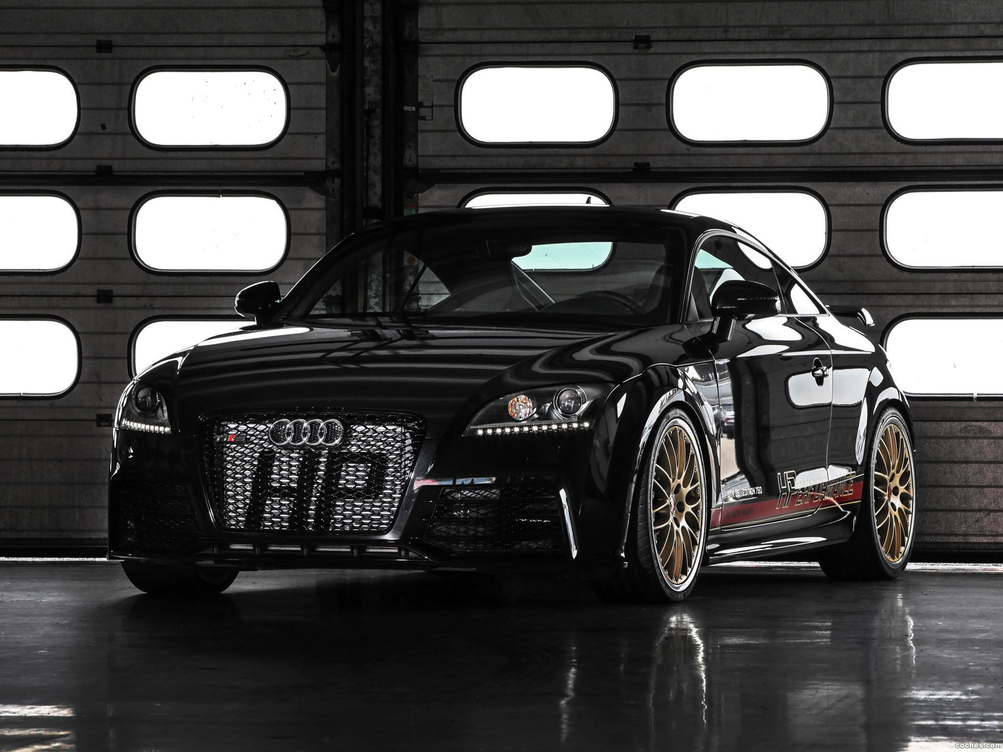 Foto 12 de HPerformance Audi TT RS Black Hawk 2015