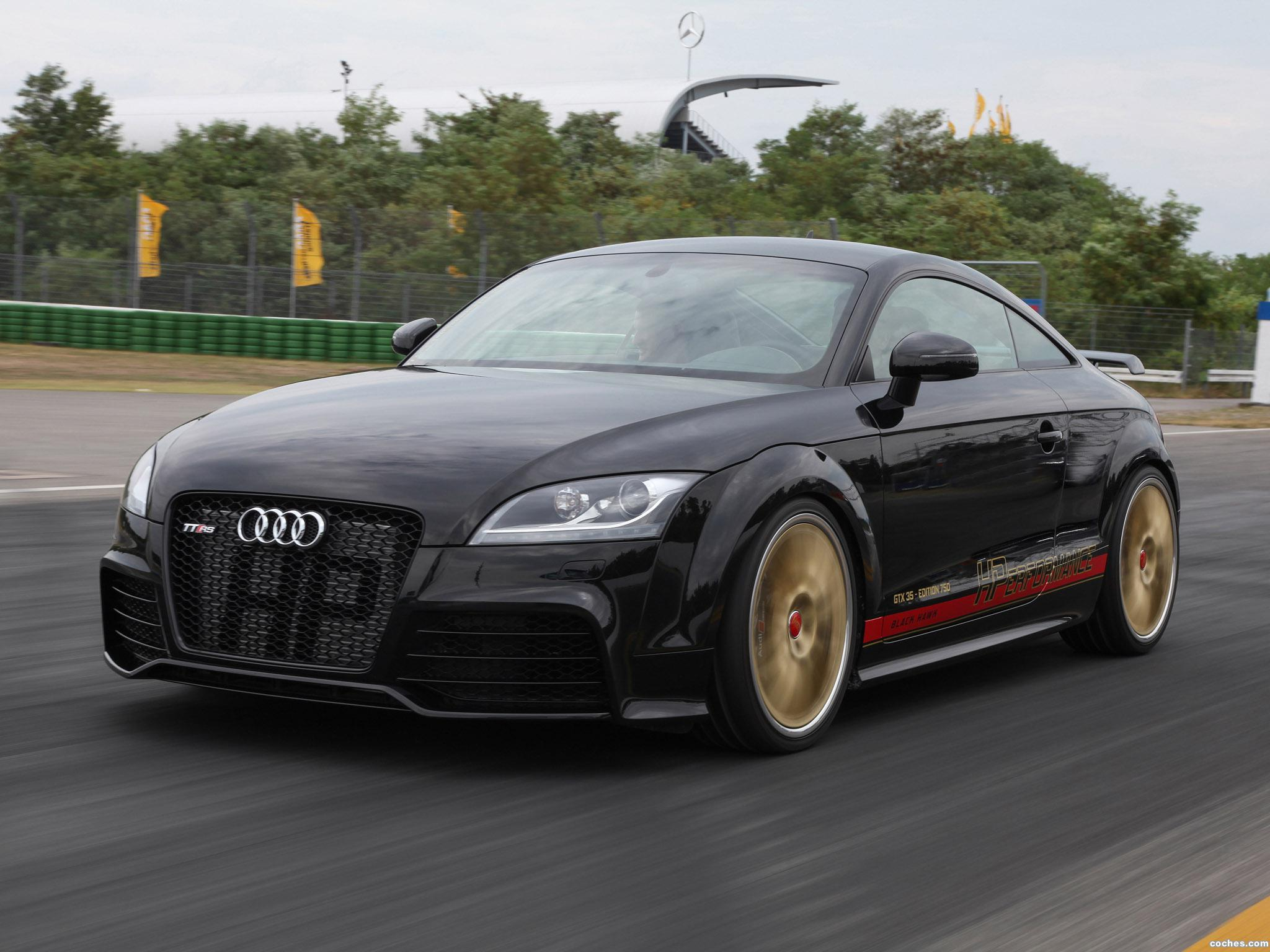 Foto 7 de HPerformance Audi TT RS Black Hawk 2015