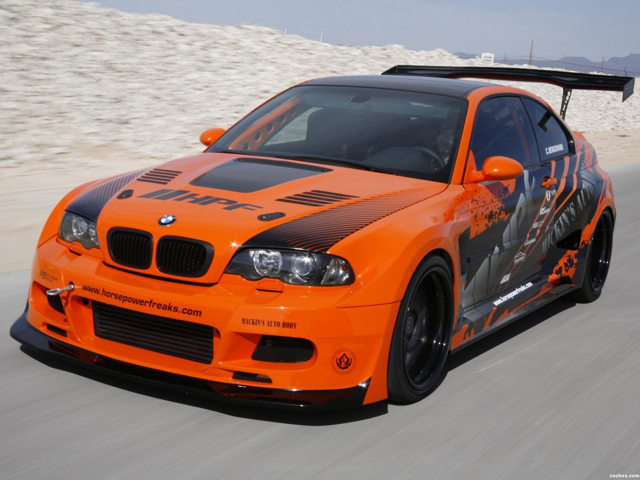 Foto 0 de HPF BMW M3 E46 2009