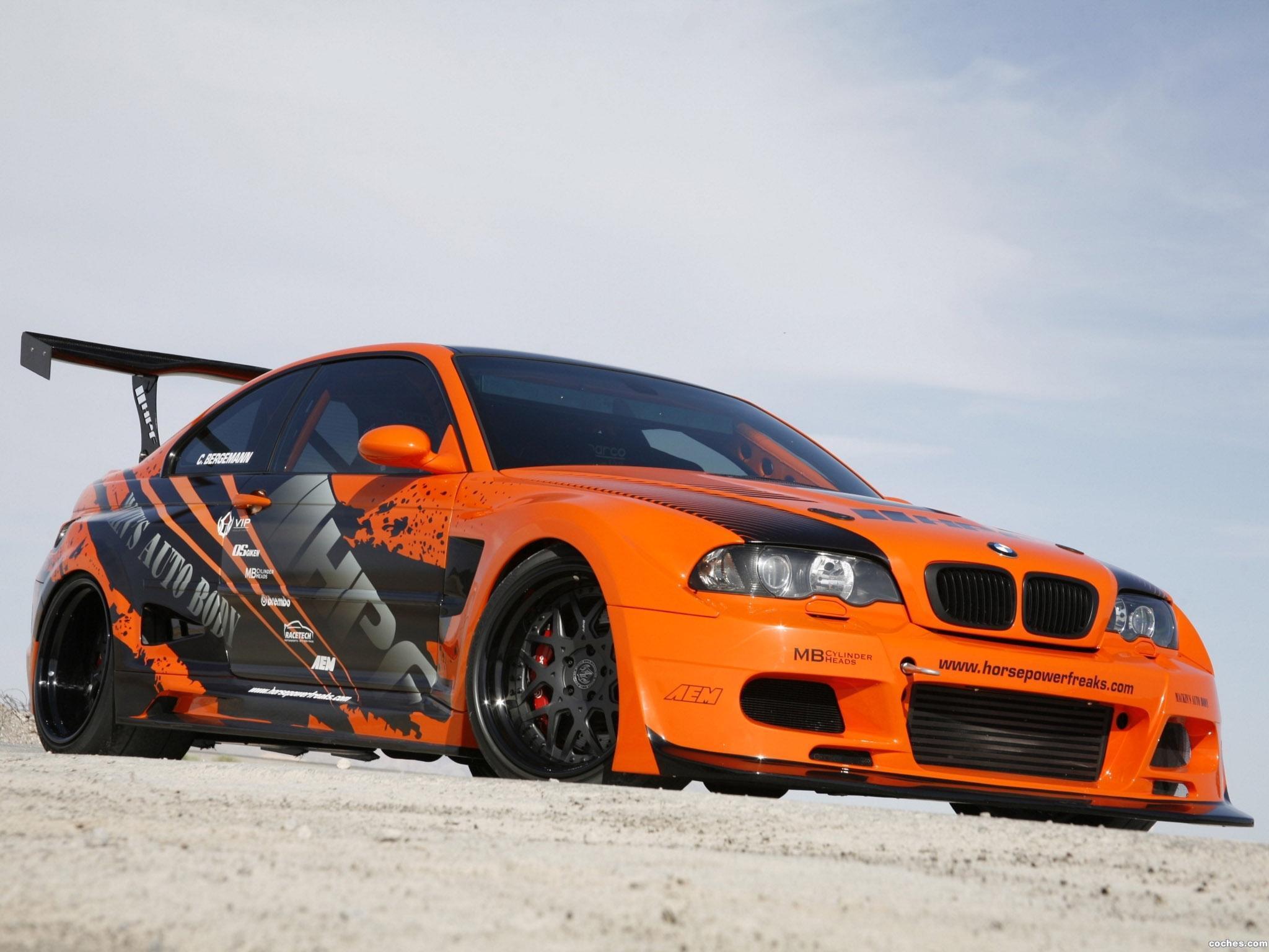 Foto 4 de HPF BMW M3 E46 2009