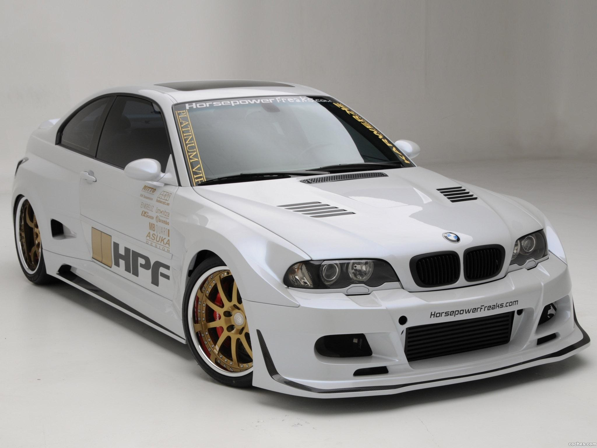 Foto 0 de HPF BMW Serie 3 M3 Turbo Stage 4 E46 2009