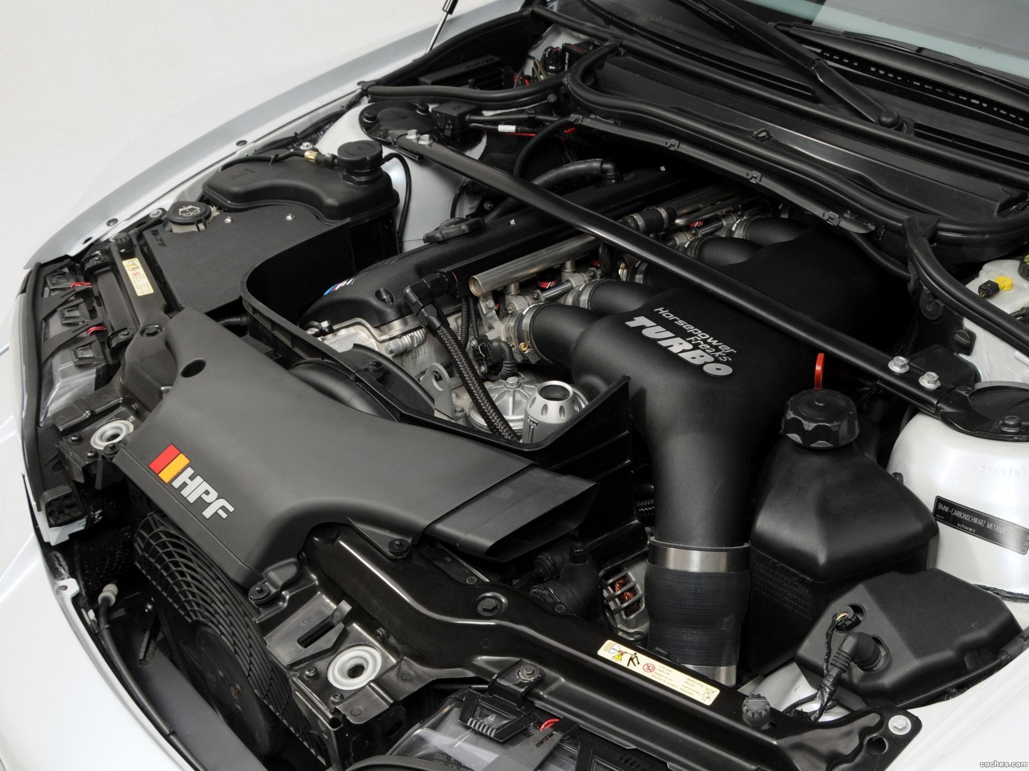 Foto 10 de HPF BMW Serie 3 M3 Turbo Stage 4 E46 2009