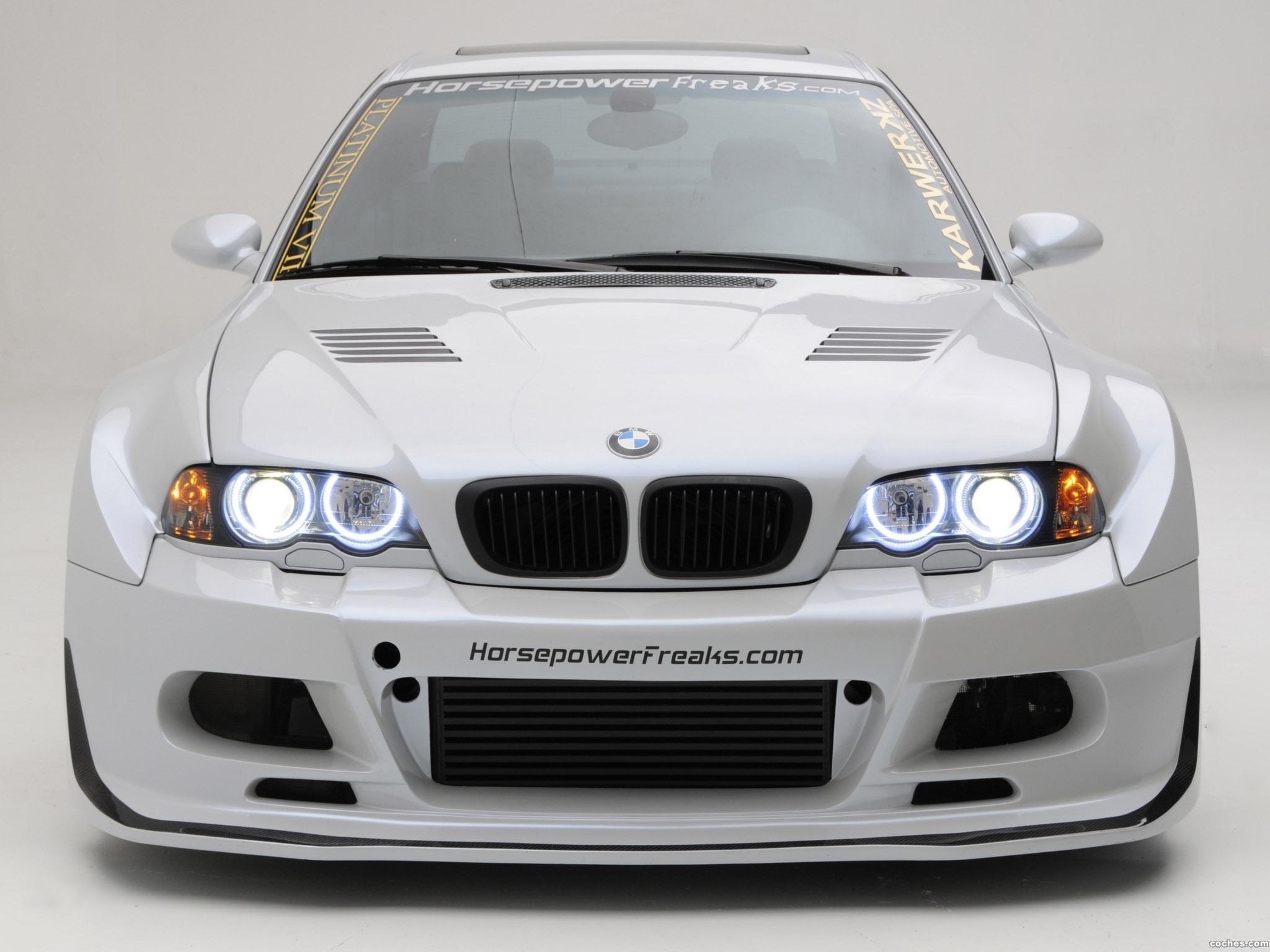 Foto 9 de HPF BMW Serie 3 M3 Turbo Stage 4 E46 2009