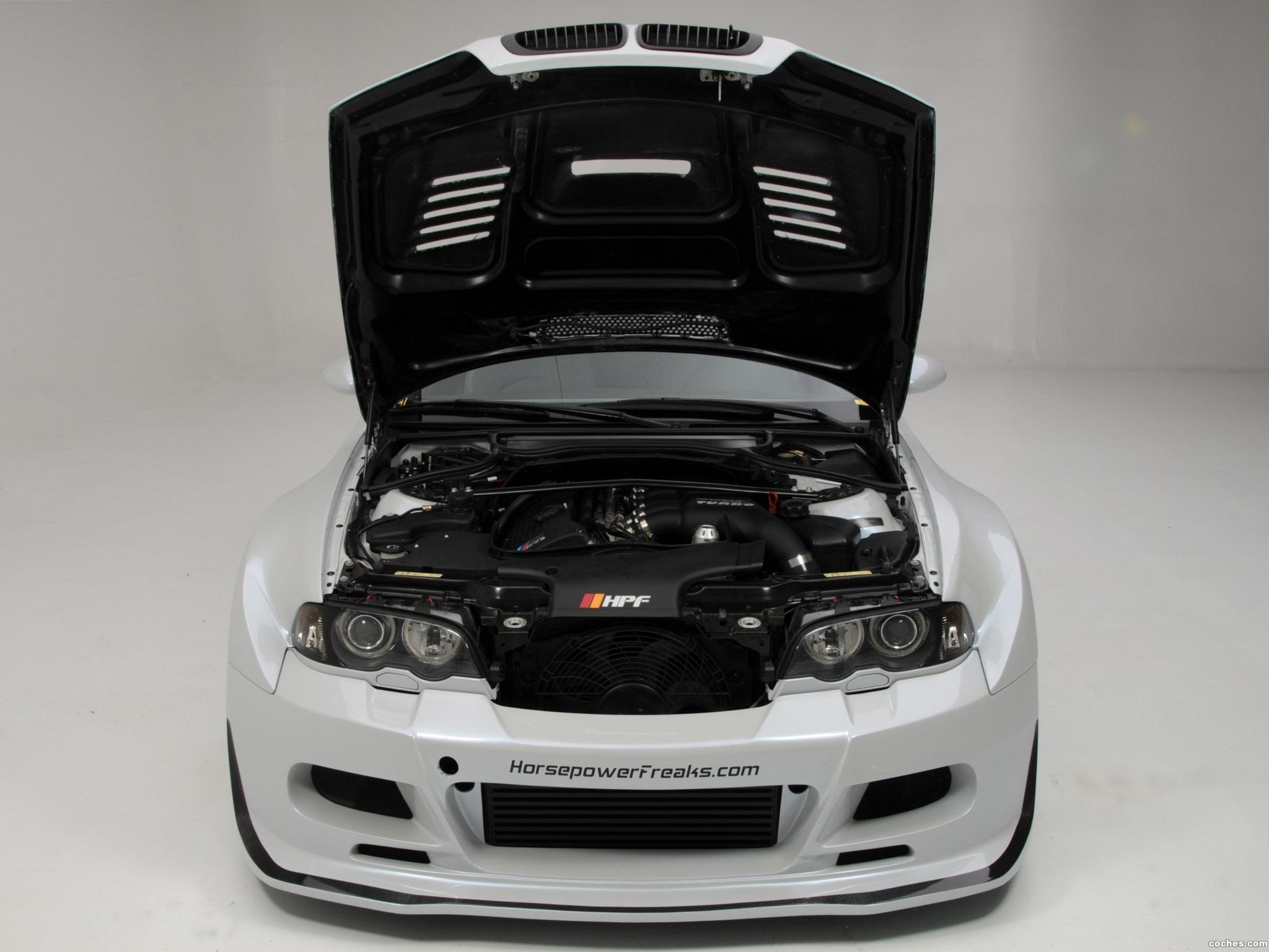 Foto 8 de HPF BMW Serie 3 M3 Turbo Stage 4 E46 2009