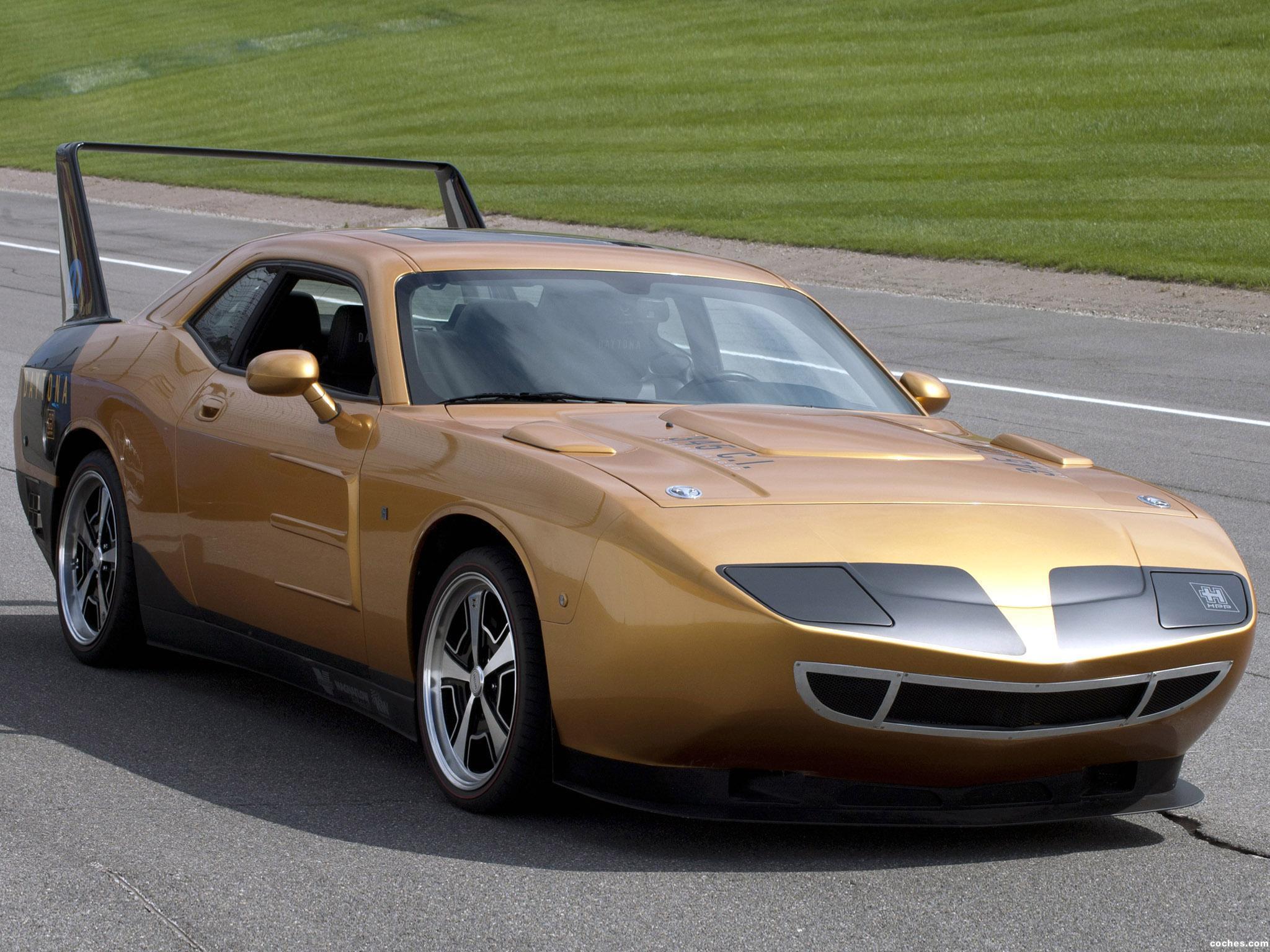 Foto 0 de HPP Plymouth Daytona 2011