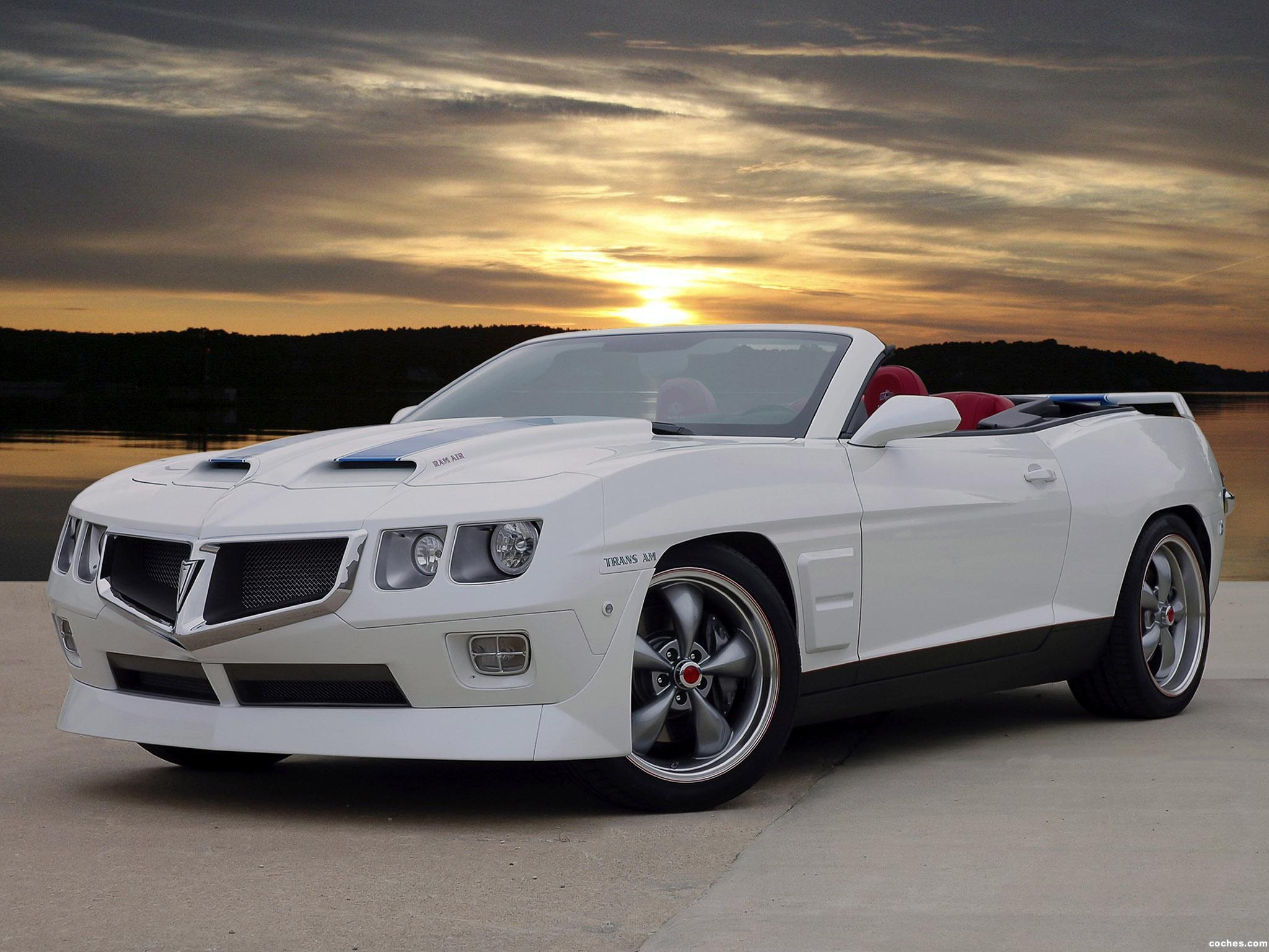 Foto 0 de HPP Pontiac Trans Am Convertible TA 2011
