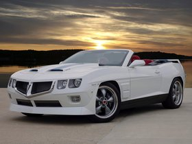 Fotos de HPP Pontiac Trans Am Convertible TA 2011