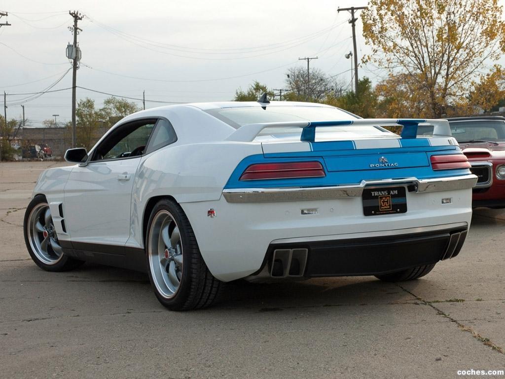 Foto 8 de HPP Pontiac Trans AM TA 2010