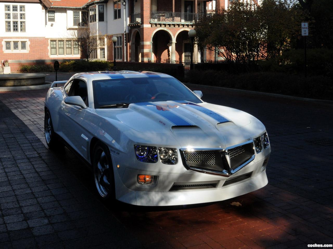 Foto 4 de HPP Pontiac Trans AM TA 2010