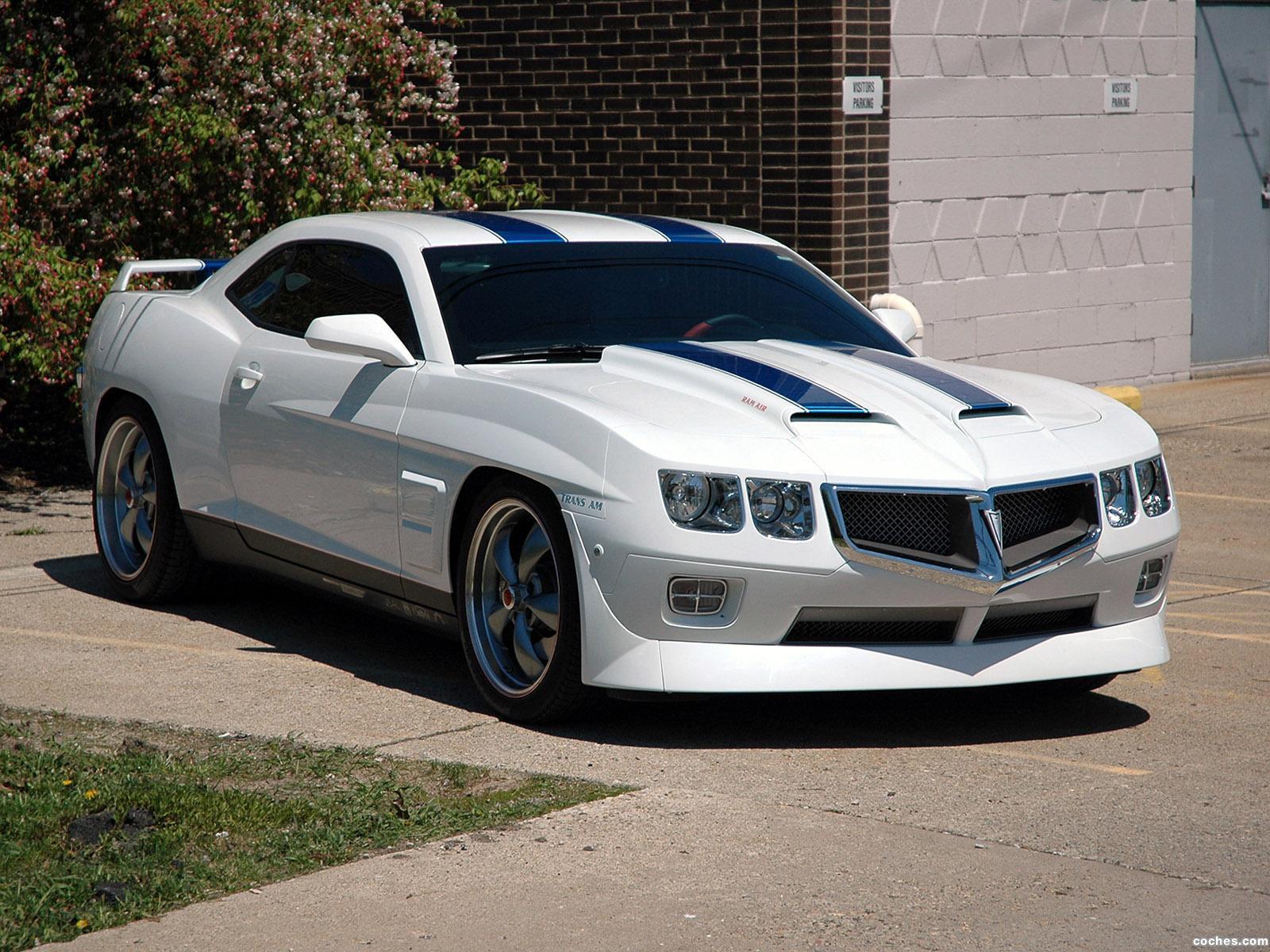 Foto 0 de HPP Pontiac Trans AM TA 2010