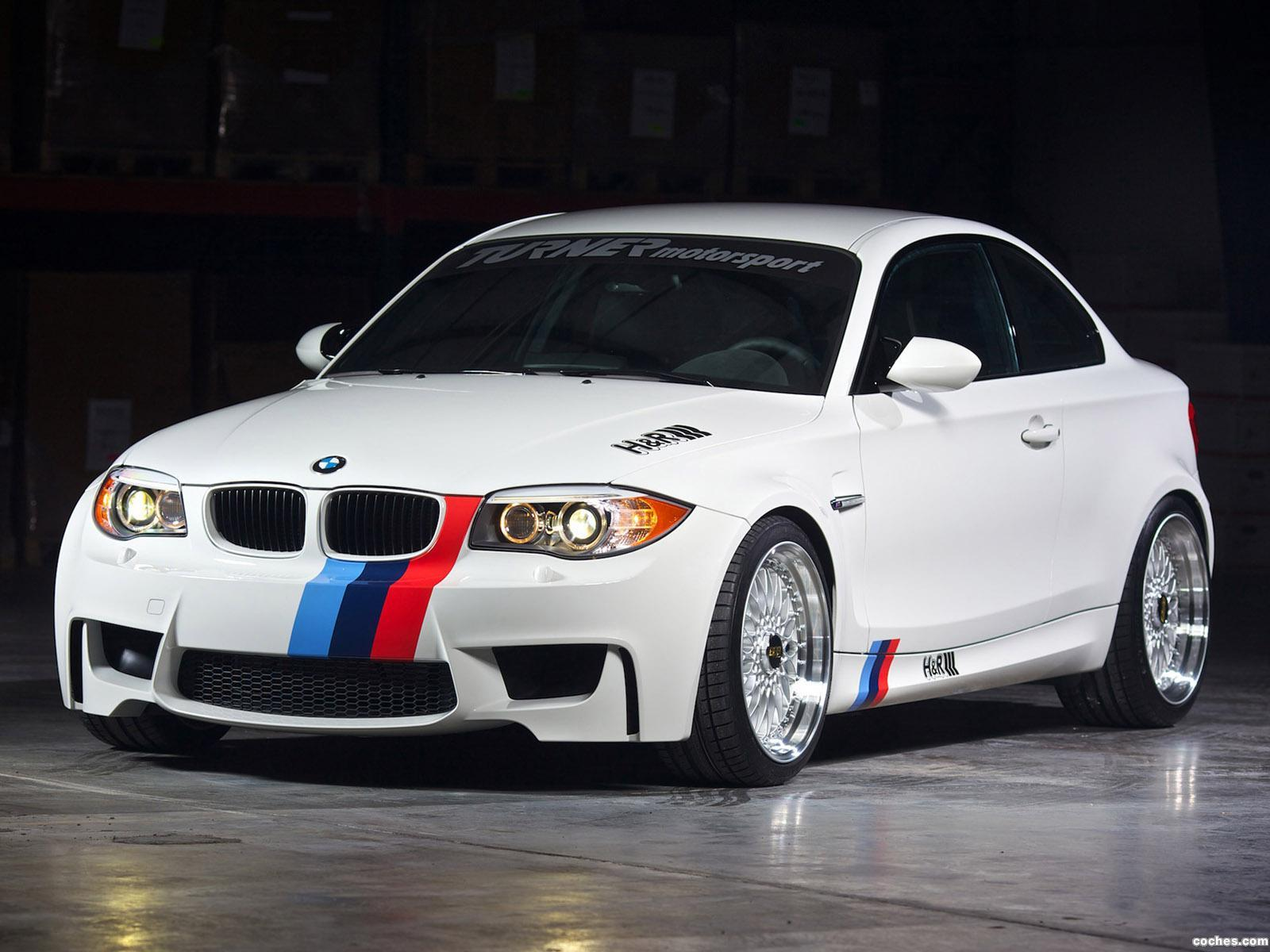 Foto 0 de BMW H&R Serie 1 M Coupe 2011