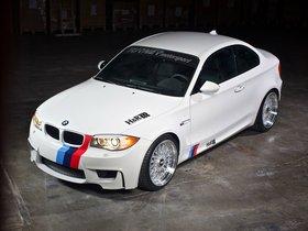 Ver foto 3 de BMW H&R Serie 1 M Coupe 2011
