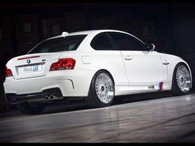 Ver foto 2 de BMW H&R Serie 1 M Coupe 2011