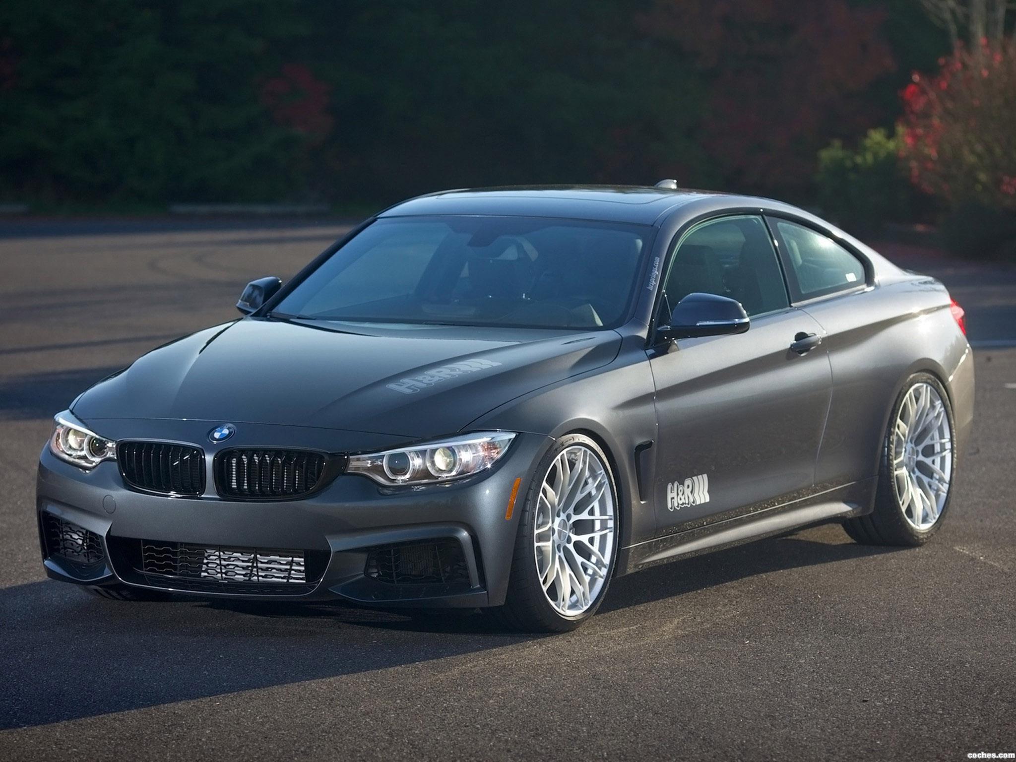 Foto 0 de H&R BMW Serie 4 428i M Sport Coupe 2013