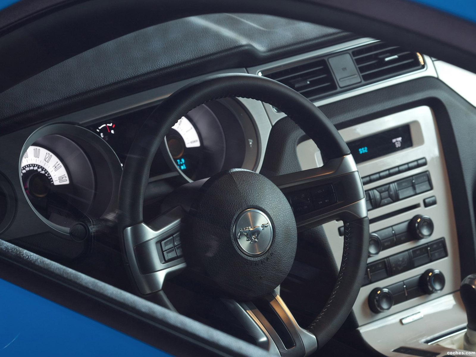 Foto 4 de H&R Ford Mustang GT 5.0 Project Legend 2011
