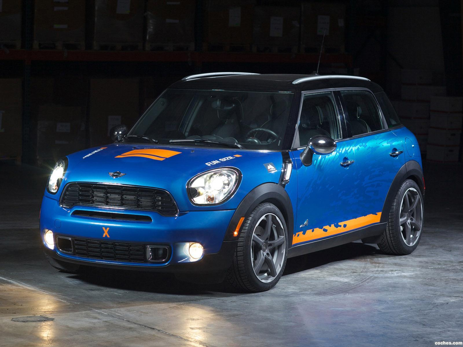 Foto 0 de H&R Mini Countryman ALL4 2011
