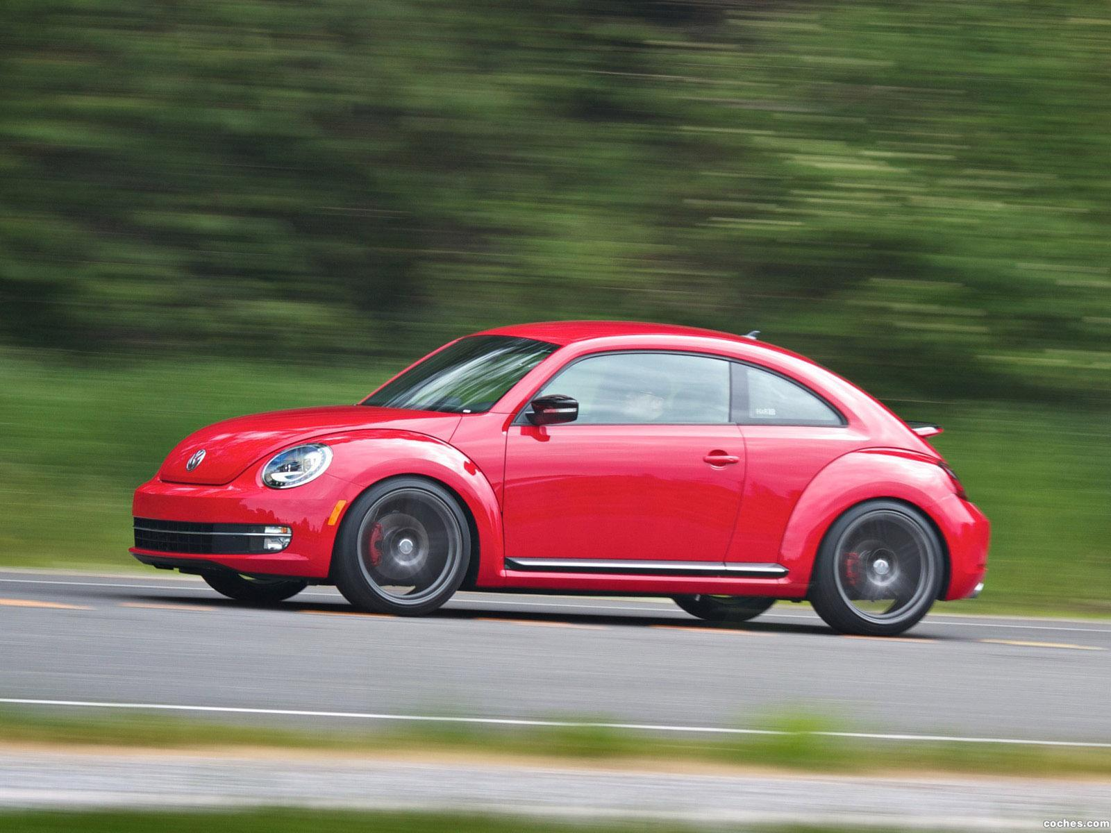 Foto 4 de H&R Volkswagen Beetle Turbo Project 2012