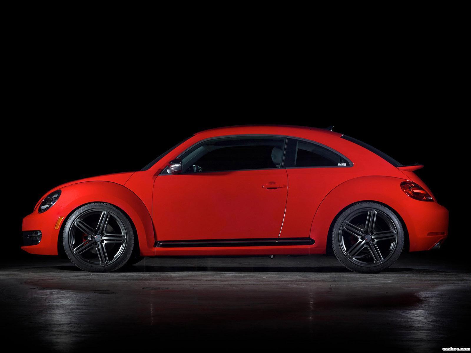 Foto 1 de H&R Volkswagen Beetle Turbo Project 2012