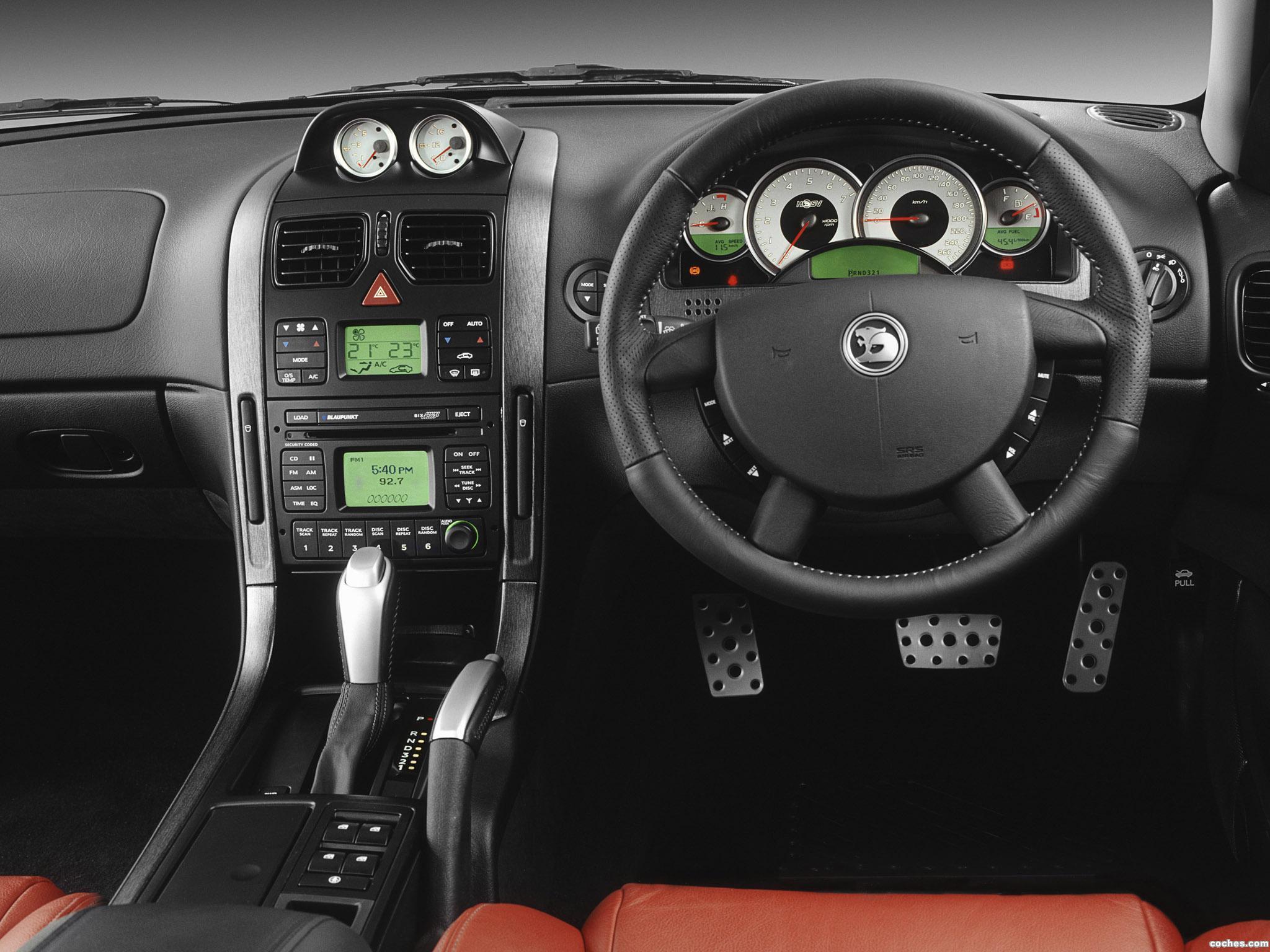 Foto 7 de Holden HSV Avalanche 2003