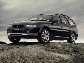 Ver foto 4 de Holden HSV Avalanche 2003