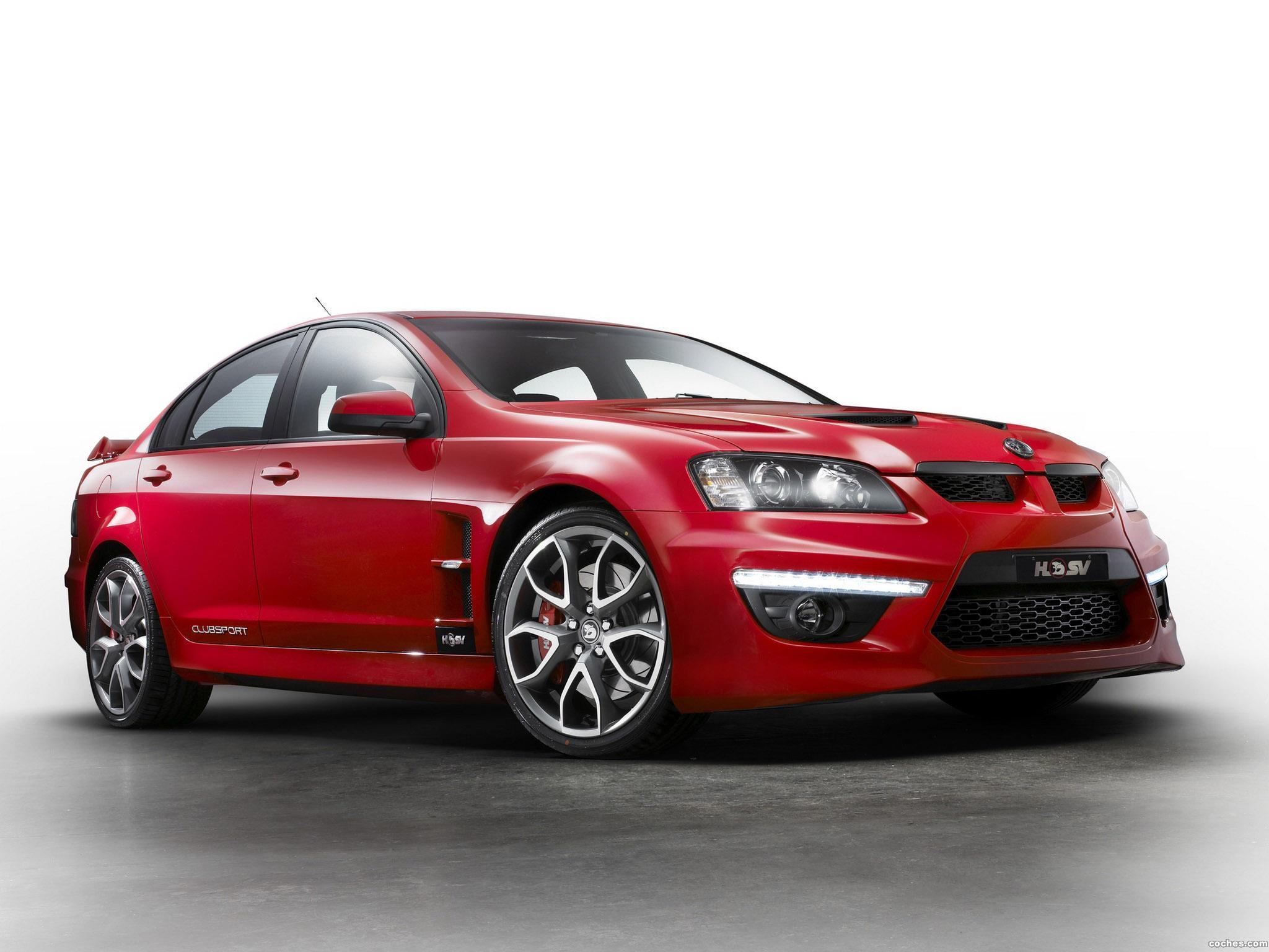 Foto 0 de Holden HSV Clubsport CS Special Edition 2010