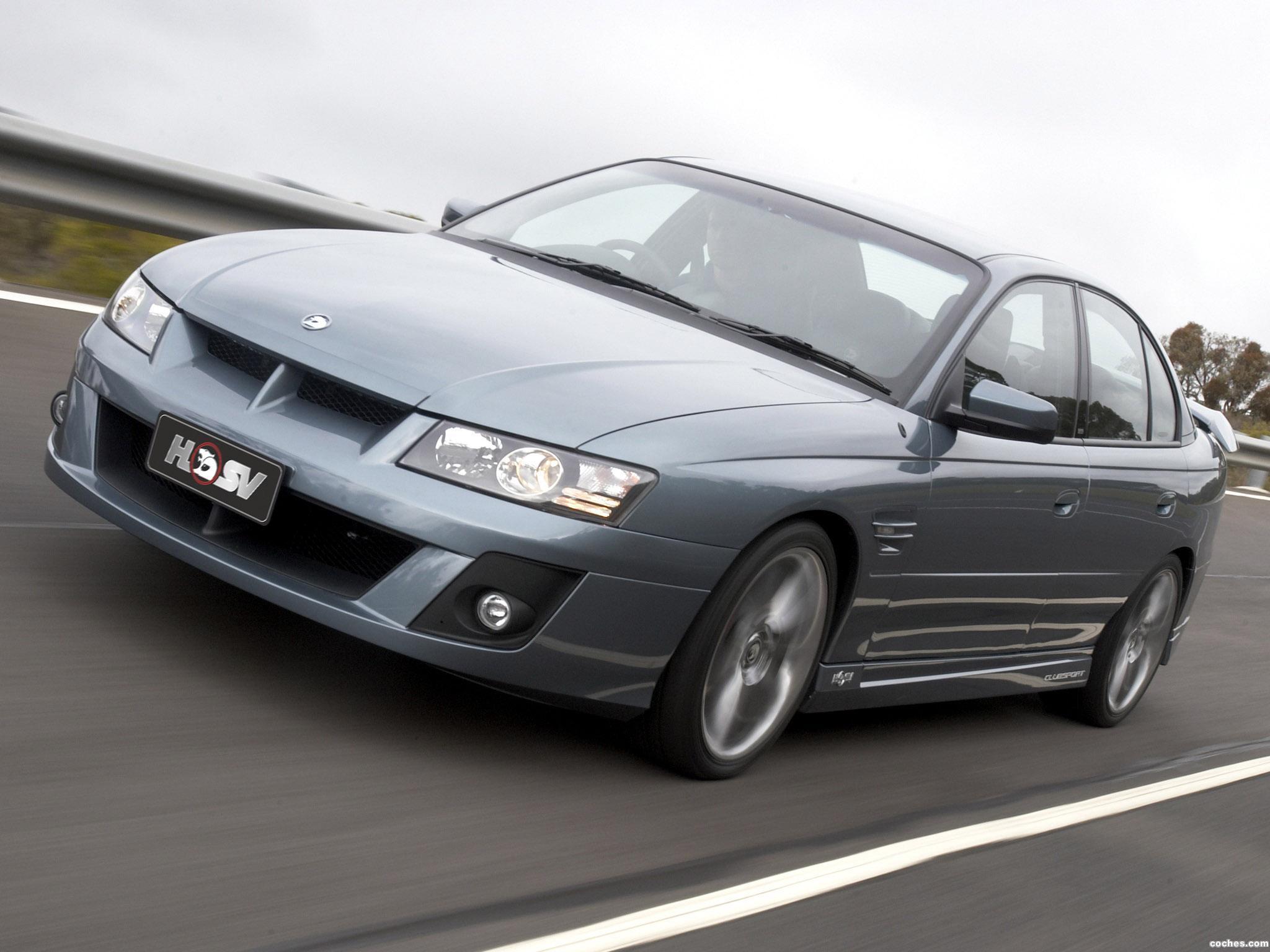 Foto 0 de Holden HSV Clubsport R8 2004
