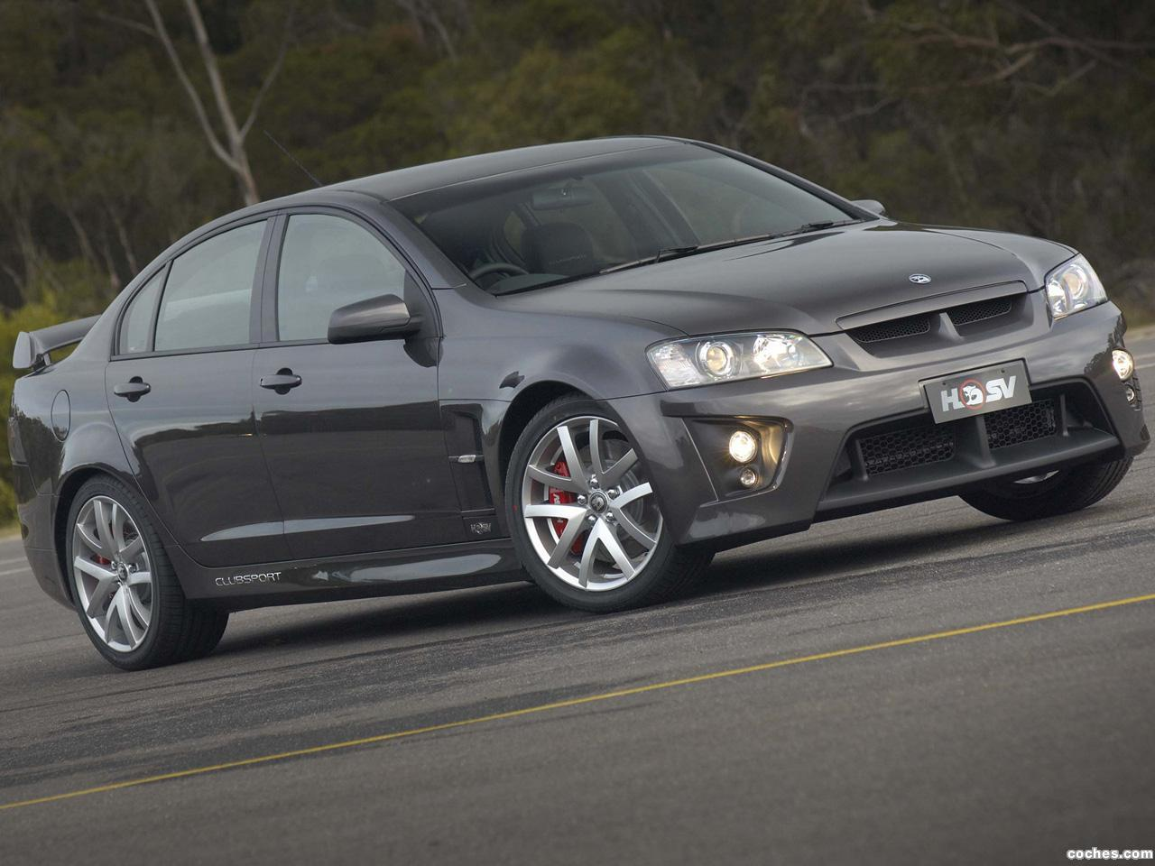 Foto 0 de Holden HSV Clubsport R8 2006