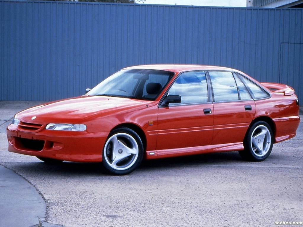 Foto 0 de Holden HSV Clubsport VR 1993