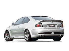 Ver foto 3 de Holden HSV Coupe 4 2004