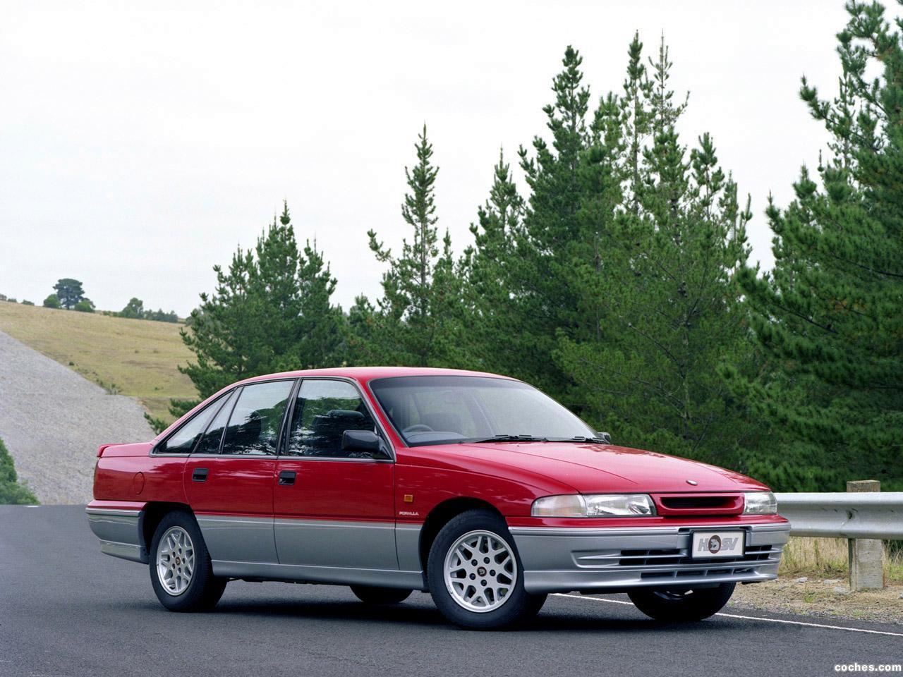 Foto 0 de Holden HSV Formula VP 1993