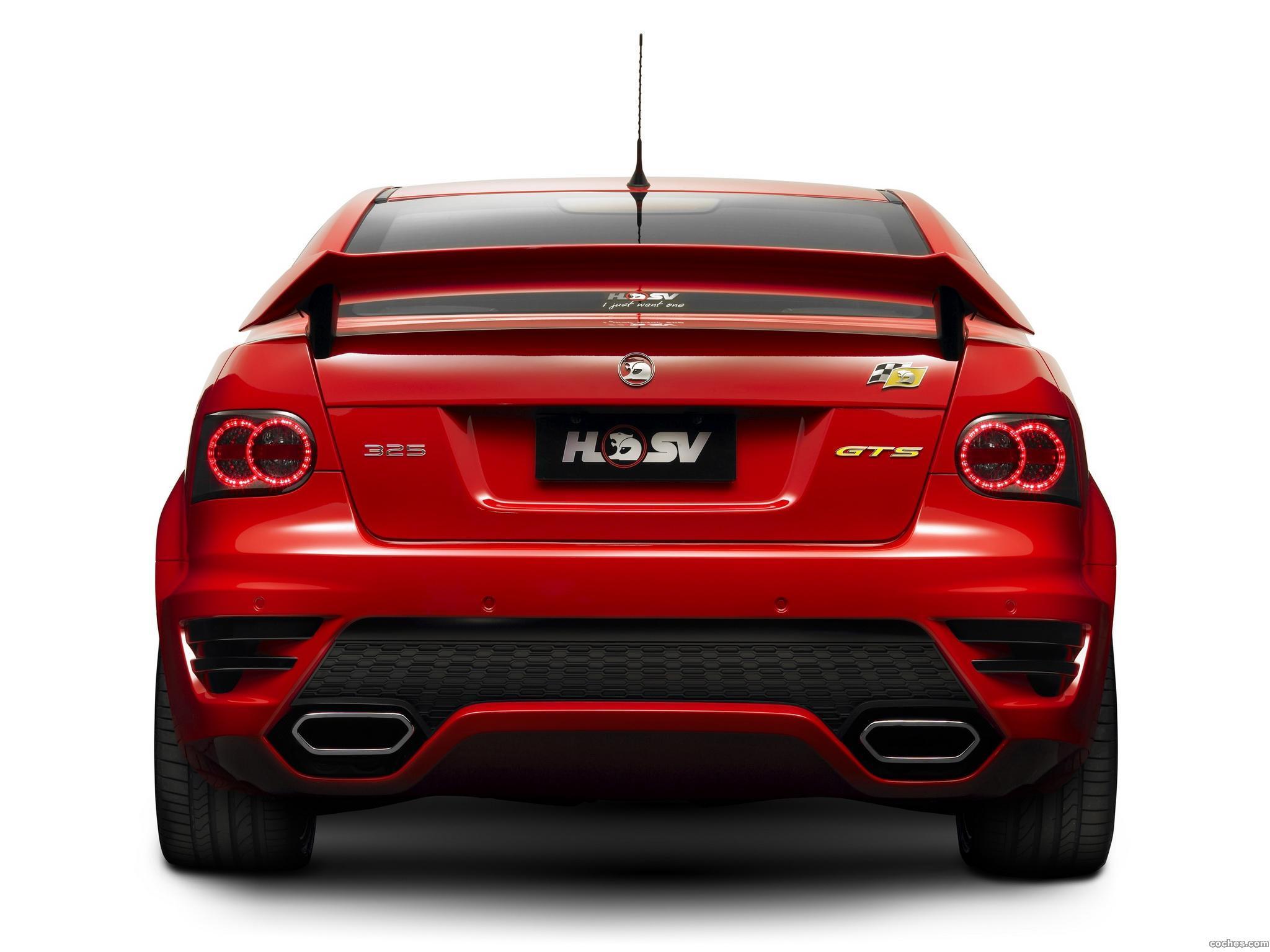 Foto 4 de Holden HSV GTS 2010